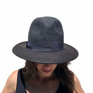 Womens Homburg Style Hat